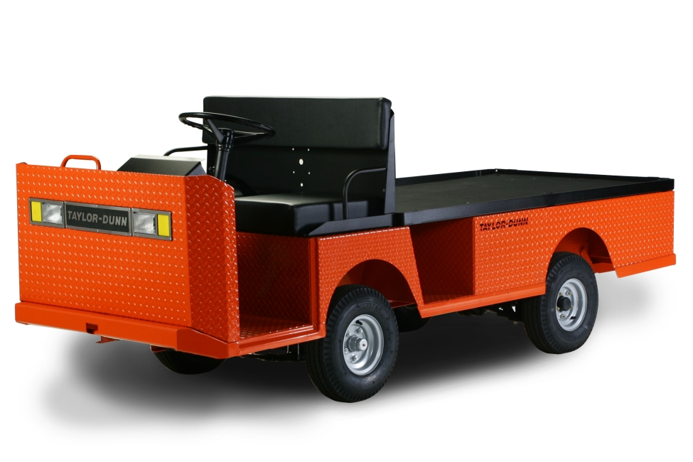 taylor-dunn: commercial and industrial vehicles, burden carriers, electric  trams, tow tractors, personnel carriers and utility vehicles