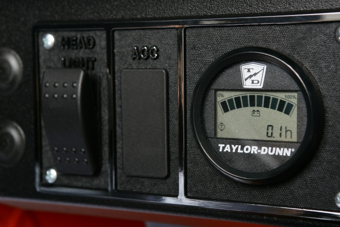 Taylor Dunn Wiring Diagram Ignition Vintage Taylor Dunn Truck ...